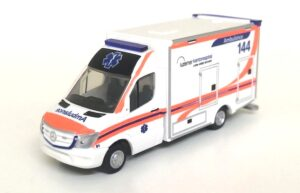 CH Rietze MB SPRINTER cosa Design-RTW Facelift Ambulance Cantone spitalnick Lucerna